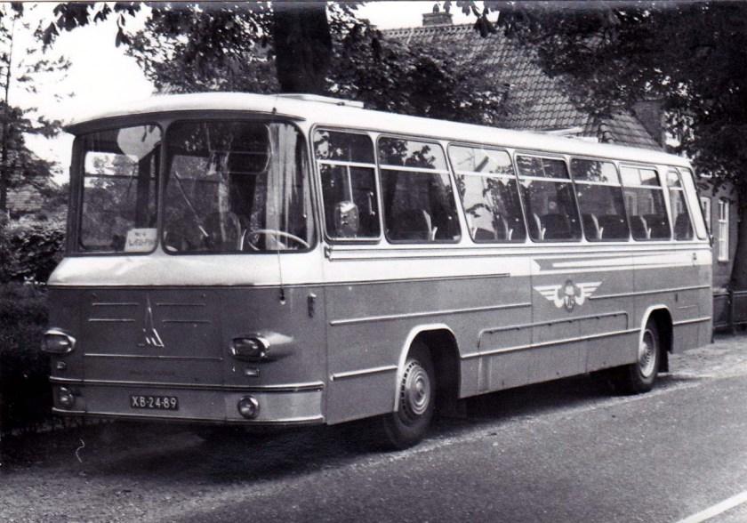 1978 Magirus Deutz C de Jong 11
