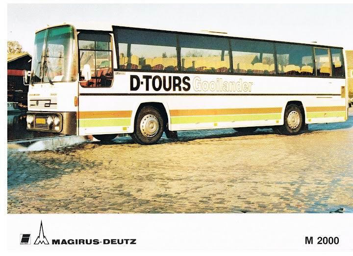 1980 MAGIRUS-DEUTZ M2000 (1-1980)