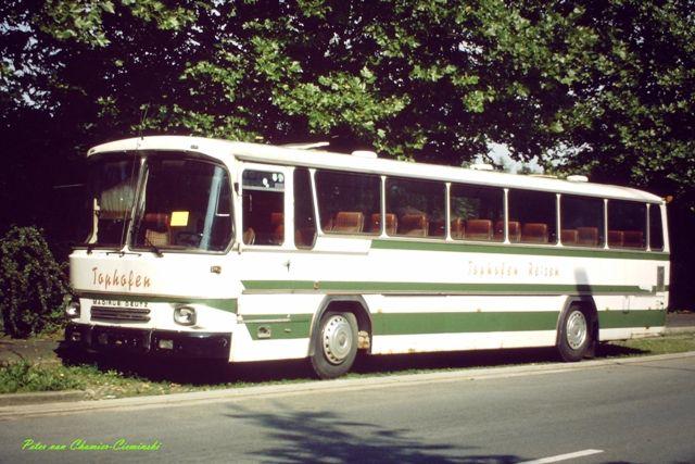1980 Magirus Deutz TR 120