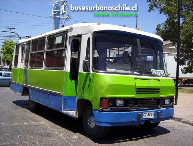 1983 Decaroli GT Buses J.