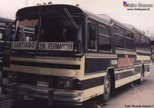 1987 Decaroli San Antonio Deutz Buses Andimar