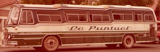 1987 Mercedes-Benz O 170 - Decaroli - La Puntual Raul Vilch