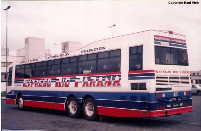 1988 Decaroli Deutz exp rio parana 105 Raul Vich