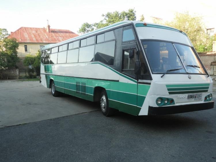 1991 Mercedes Benz OH1418 DECA 2 De Carlos Decaroli a