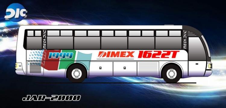 1998 MEGA 3.6DIMEX1622 T-TR DIC