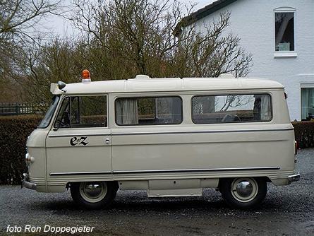 26 Ambulance-Sluiskil Commer