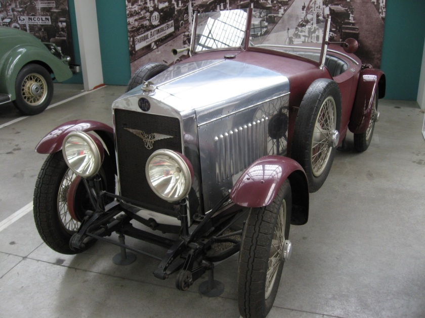 27 1930 FN Type 1400  4 cyl. 1452 cc