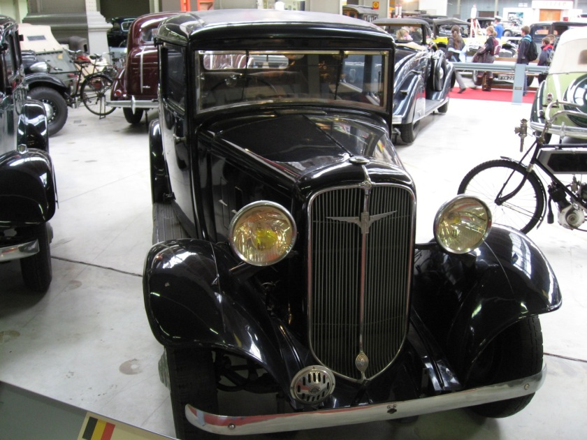 31 1934 FN Type 42 Prince Baudouin  4 cyl.  2000 cc.