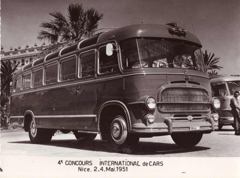 ALFA ROMEO 450A 1951