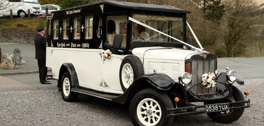 Asquith Bridel Limousine