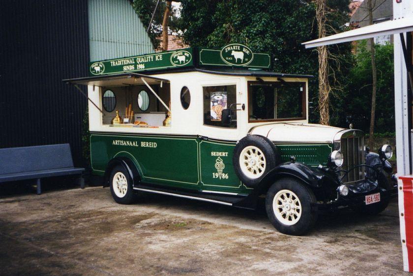 Asquith Ijswagen Avtolavka sinds 1986