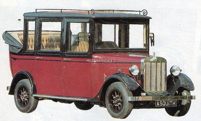 Asquith Limousine