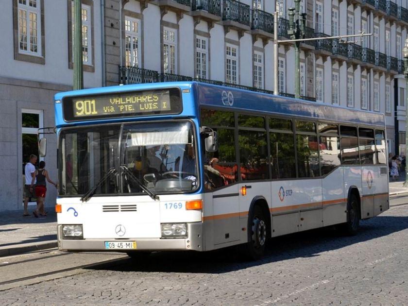 Bussen Camo Camus (1998) Mercedes Portugal