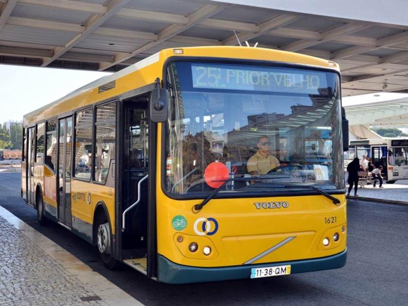 Bussen Camo Camus VL (2000)Volvo Portugal