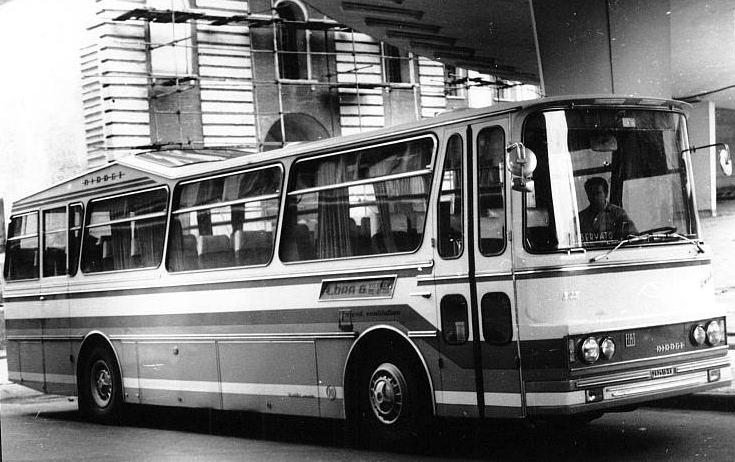 Bussen FIAT 343 Barbi Mirage p