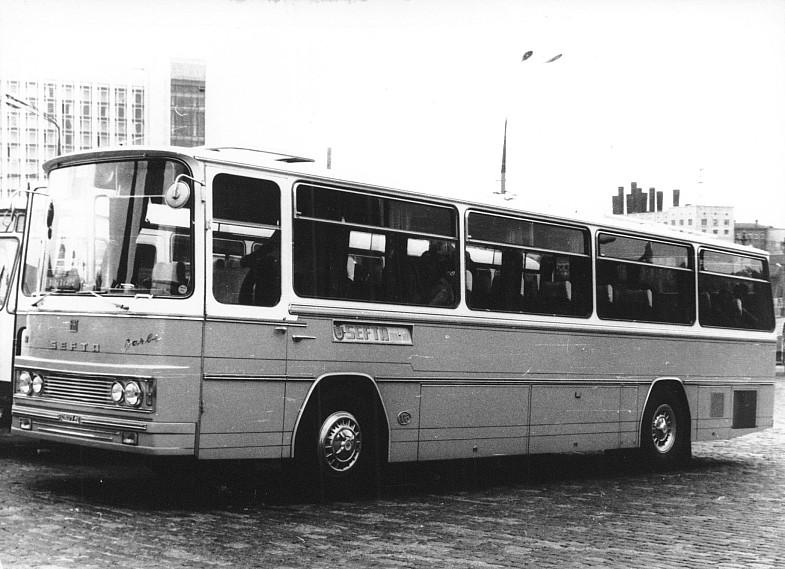 Bussen FIAT 343 Barbi SEFTA j