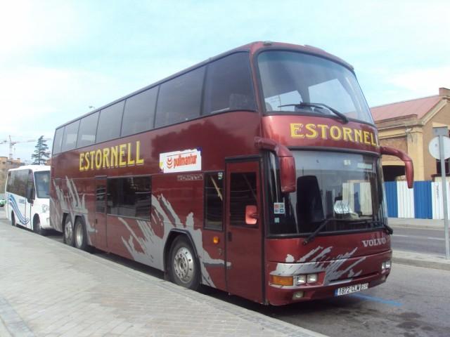 Camo Apollo DD con motor Volvo de Estornell
