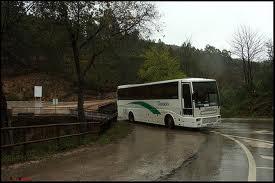 Camo Cometa Bus