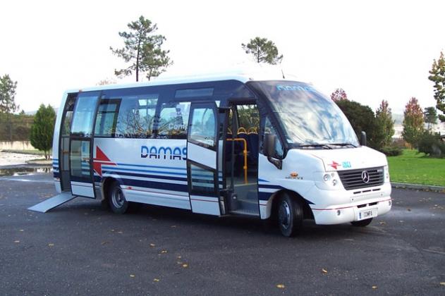 CAMO COMPA Citybus Mercedes Benz