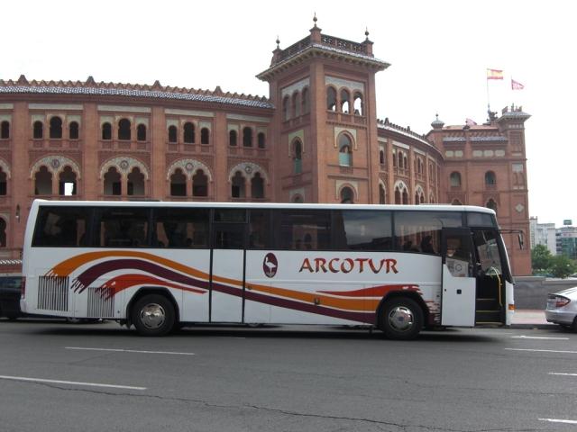 CAMO MINERVA - ARCOTUR Scania