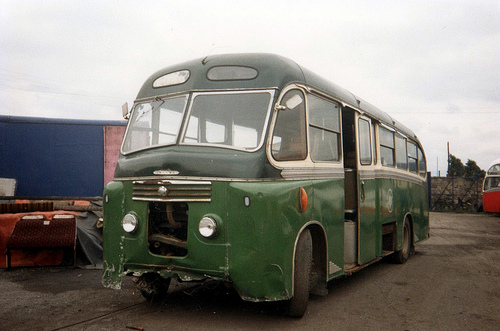 Commer Coach a