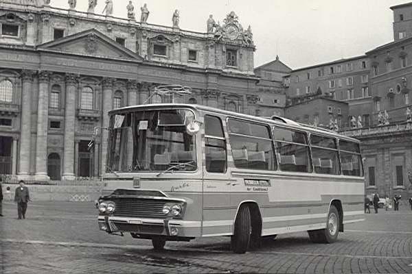 Fiat 306 1970 CARROZZERIA BARBI SPA