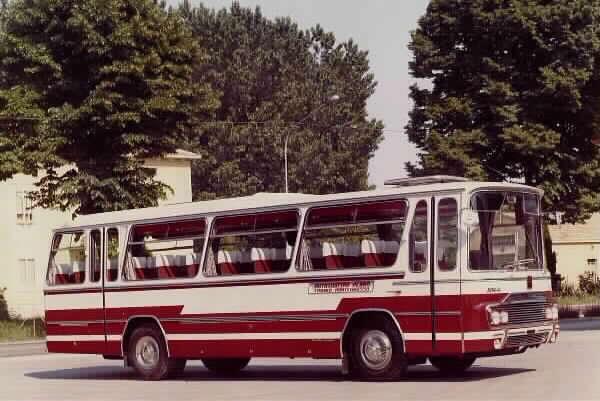 Fiat 308L CARROZZERIA BARBI SPA