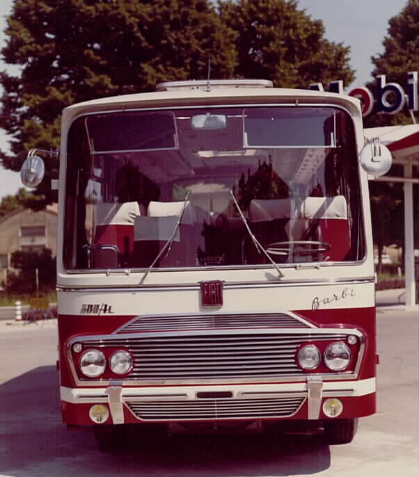 Fiat 308L CARROZZERIA BARBI SPAa