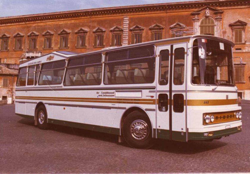 FIAT 343 MIRAGE BARBI