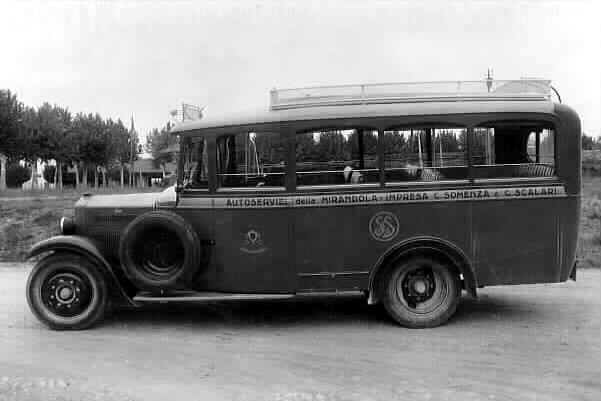 Fiat 507 1931 Carrozzeria BARBI spa