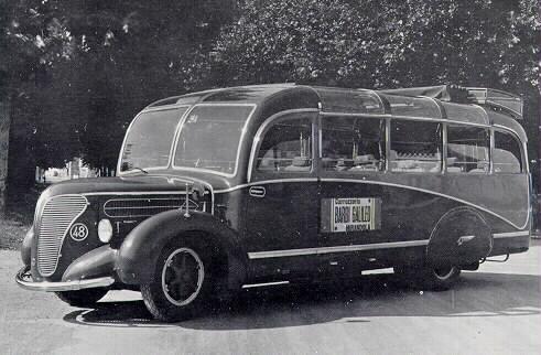 Fiat 621 tetto apribile 1935 Carrozzeria BARBI s.p.a.