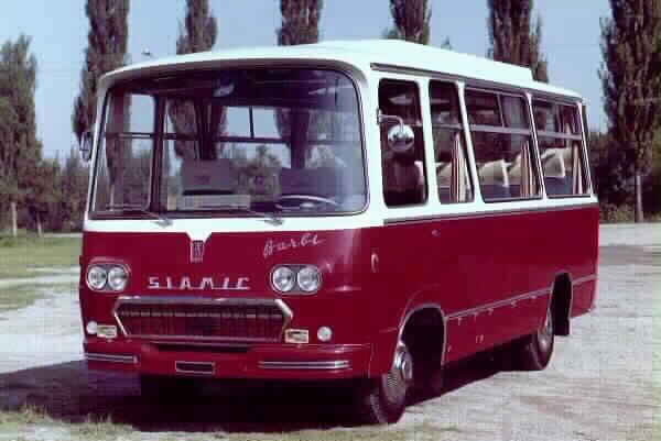 Fiat 629 CARROZZERIA BARBI SPA