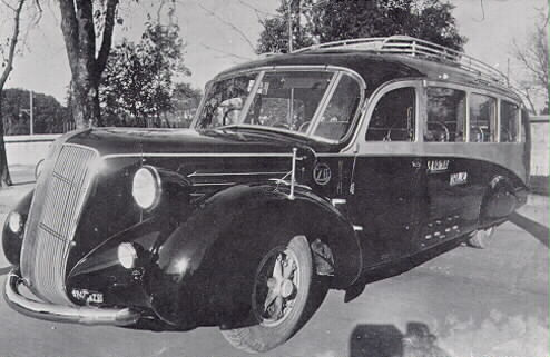 Fiat 635 1935 Carrozzeria Barbi spa a
