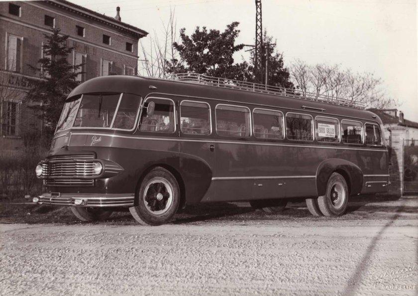 FIAT 680 RN BARBI