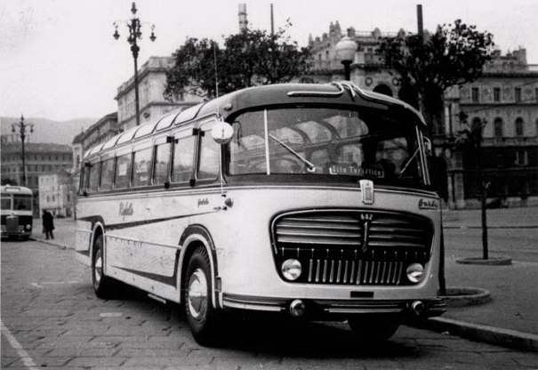 Fiat 682 RN CARROZZERIA BARBI SPA