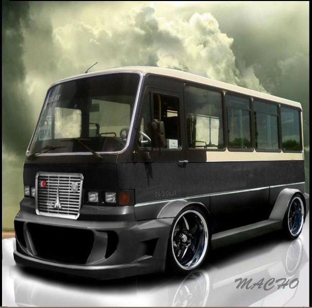 MAGİRUS-ERKAN Minibüs