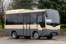 Magirus Yerine BMC Minibüs