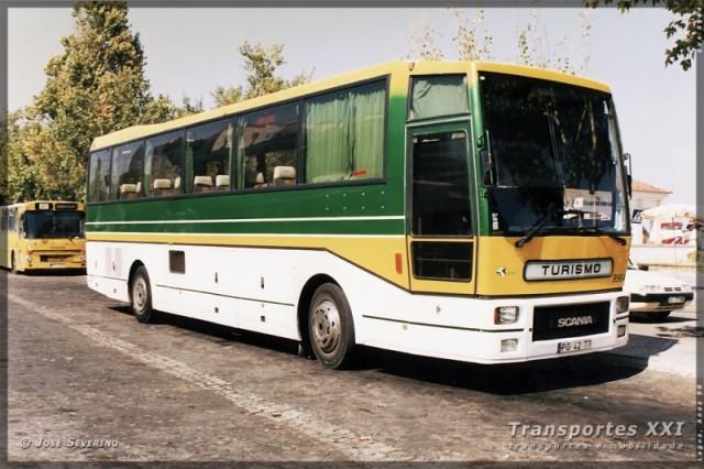 Scania Camo Cometa
