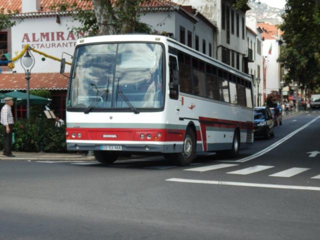 Scania K112 with Camo bodywork