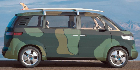 TheSamba.com  View topic - Post your Desert Tan Camo Bus Pics Here