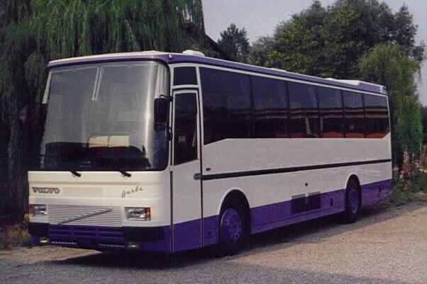 Volvo B10M C5 - 1986 CARROZZERIA BARBI SPA