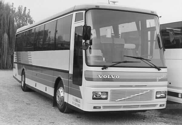 Volvo B10M C5 CARROZZERIA BARBI SPA