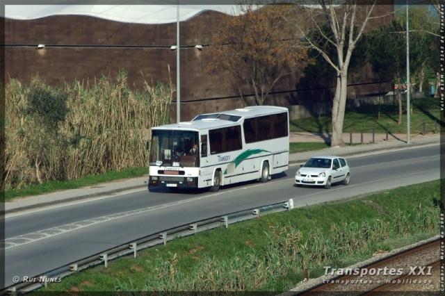 Volvo B10M Camo Bellu GT - Transdev 2242a