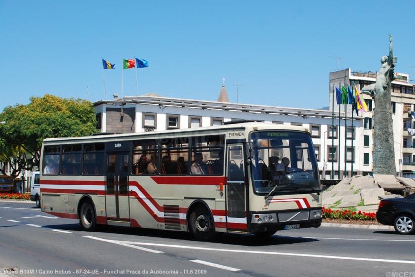 Volvo B10M - Camo Helius 87-24-UE