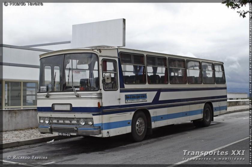Volvo B58-55-Camo 1976