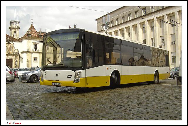 Volvo B7L with CAMO Grande Citadino bodyframe