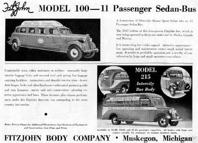 000 1937 fitzjohn model 100