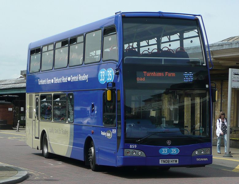 000a A Reading Transport Olympus, an example bodied by Darwen Group
