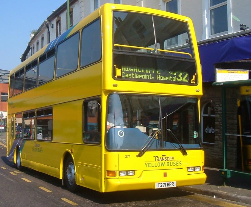 003 Lolyne run by Transdev Yellow Buses.