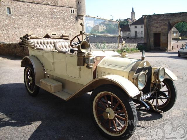 007aa 1910 Dürkopp A Dürkopp & Co Phaeton